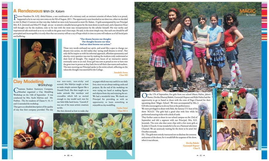 All Saints' College School Annual Magazine   B&S Multimedia